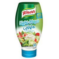 Knorr Mayonnaise Light 532ml