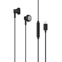 X.Cell Wired Stereo Earphone MFI Lightning Black