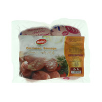 Kalleh Parmesan Sausage 300g