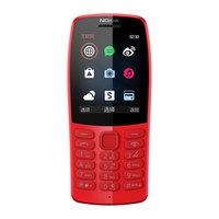 Nokia 210 TA-1139 Dual Sim Red