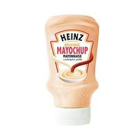 Heinz Mayonnaise+Ketchup=Mayochup Top Down 400ML