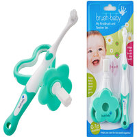 Brush-Baby's The FirstBrush & Teether Set
