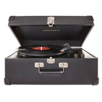 Crosley Keepsake Portable USB Turntable CR6249A Black