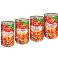 California Garden Baked Beans 420gx4