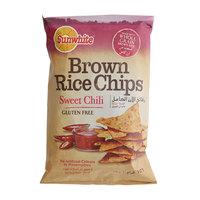 Sunwhite Brown Rice Chips Sweet Chili 156g