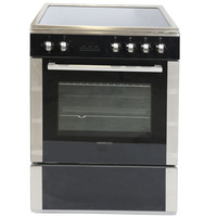 Kenwood 50X50 Cm Gas Cooker KCRVFB604 Dess Ceramic