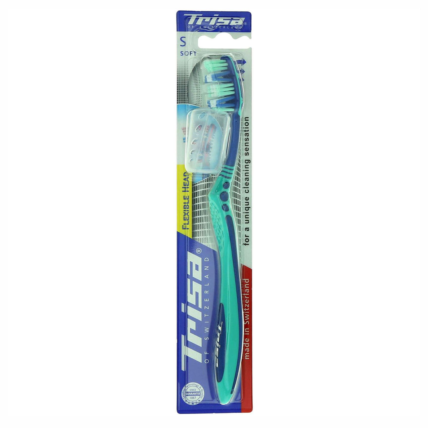TRISA T/BRUSH FLEX HEAD SOFT