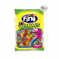Fini Jelly Worms 100GR