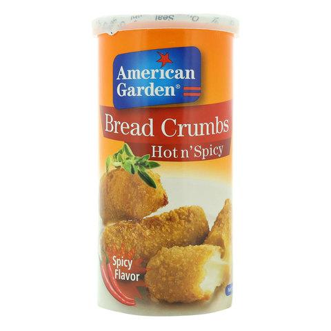 American-Garden-Hot-n'-Spicy-Bread-Crumbs-425g
