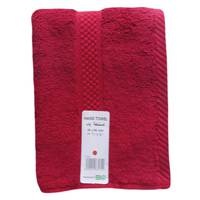 Tendance's Hand Towel 40x60cm Dark Red