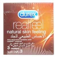 Durex RealFeel Condoms 3pcs