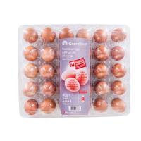 Carrefour Fresh Brown Eggs Small x30