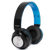 Toshiba wireless Bluetooth headset RZE-BT200H blue