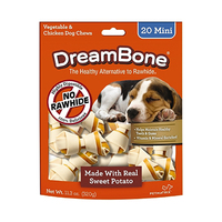 DreamBone Made With Real Sweet Potato 320GR
