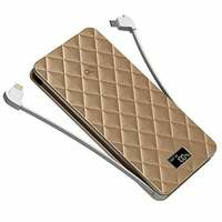 iWalk Power Bank 10000mAh UBO10000 Gold