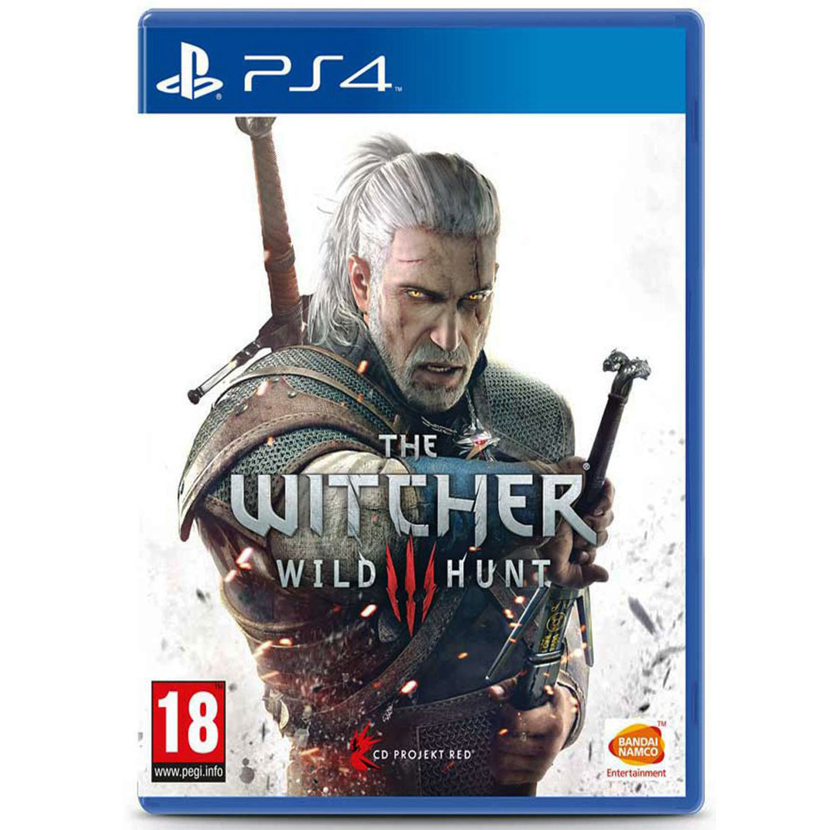 SONY PS4 THE WITCHER 3: WILD H D2 E