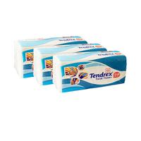 Tendrex Facial Tissues 300 Sheets  X3
