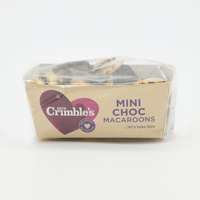 Mrs Crimble's mini chocolate marcaron 200 g