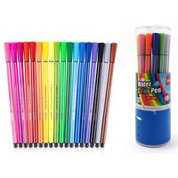 Deli Water Coler Pen Ass 18 Tube