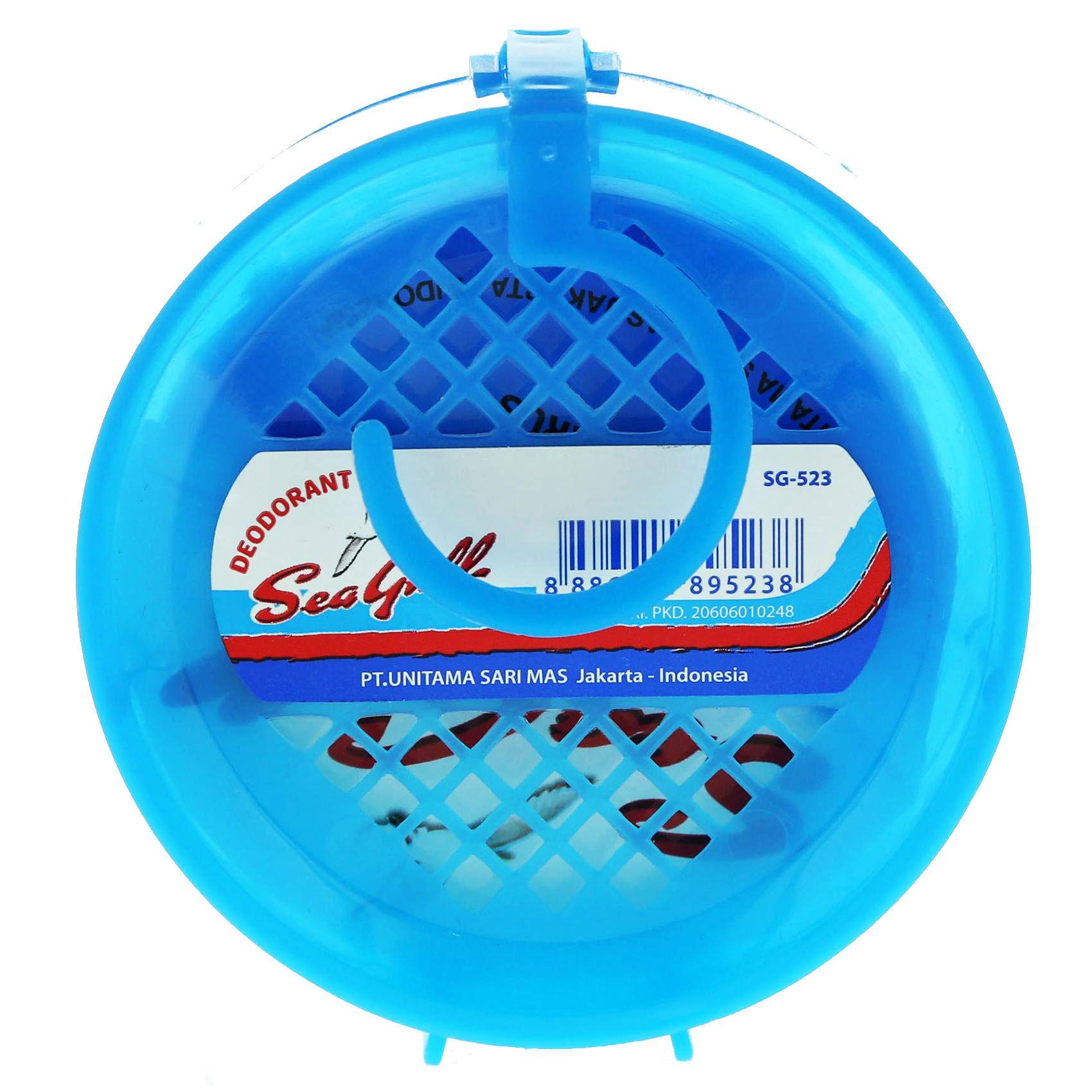 SEA GULL ANTI-MOTH&DEO PACK&REFILX1