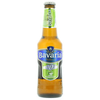 Bavaria Holland Apple Non Alcoholic Malt Drink 330ml