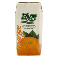 Al Rabie Orange Juice 200ml