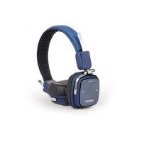 كراون سماعة رأس بلوتوث موديل CMBH-9301 لون أزرق