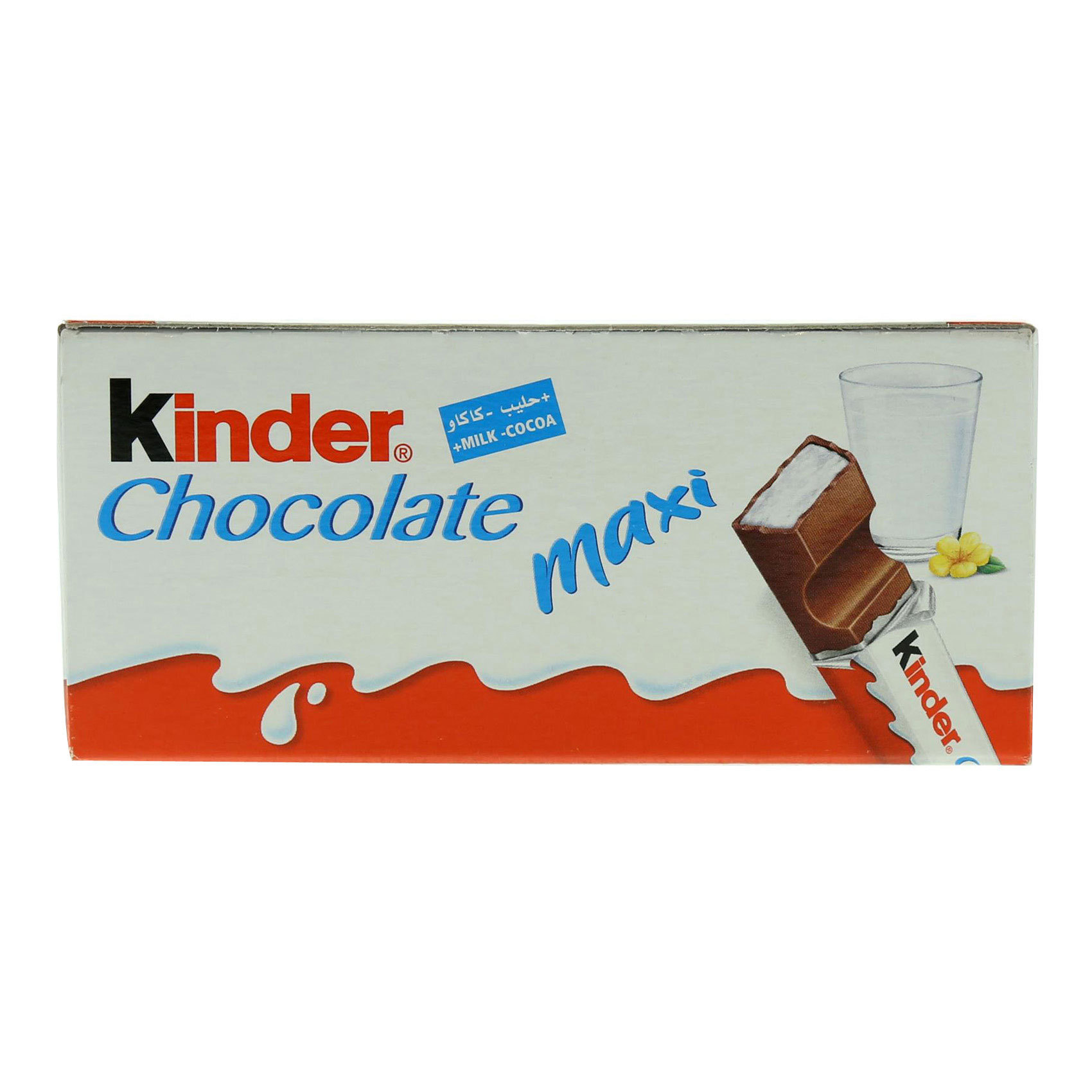 KINDER CHOCOLATE 21GX36