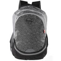 """Super Man - Backpack 18"""" Adlt"""