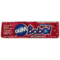 Babol Soft Bubble Gum Strawberry 25g