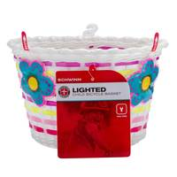 Schwinn Lighted Child Basket