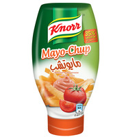 Knorr Mayonnaise Chup 295ml