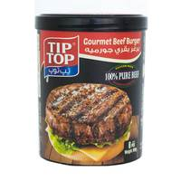 Tip Top Beef Burger 900g