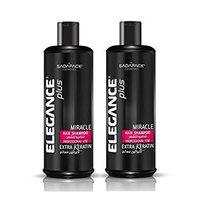 Elegance Shampoo Miracle 500ML X 1 + 1 Free