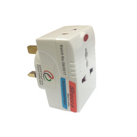 Sirocco 5Amp 4Way 3/2Pin Adaptor