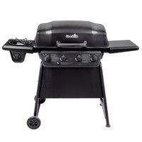 Charbroil Gas BBQ 4 Burner With Side Burner