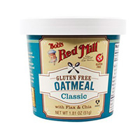 Bob's Red Mill Oat Meal Cup Classic 51GR