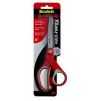 3M Scotch Multipurpose Stainless Steel Scissors 8""