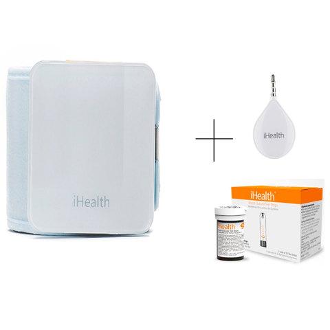 iHealth-Blood-Pressure-Monitor-BP7+Glucometer-BG1+Strips