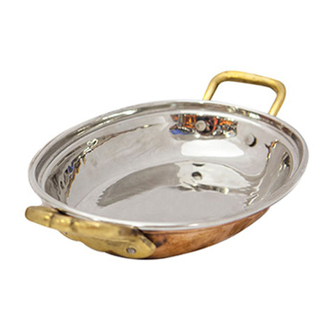 c9a808f518b1 Buy Raj Copper Oval Dish 18.5Cm Online - Shop Cooking Direct heating ...