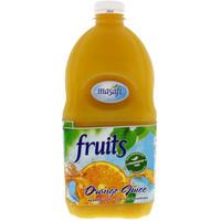 مسافي عصير بنكهة البرتقال 1 لتر