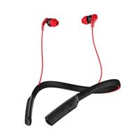 Skullcandy Headphones Wireless S2CDW-K605 Red And Black