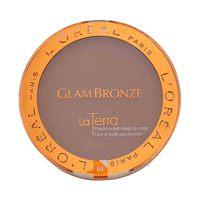 LOreal Paris Powder Blush Glam Bronze La Terra Taormina 04 6ML