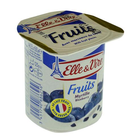 Elle-&-Vire-Blueberry-Fruits-Dessert-125g