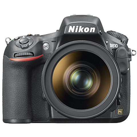 Nikon-SLR-Camera-D810-Body