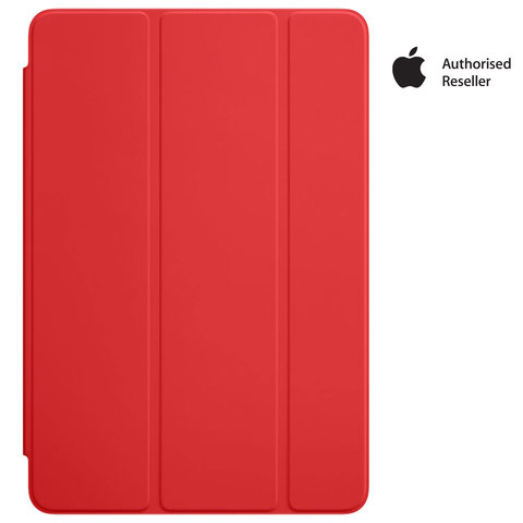 Apple-iPad-Mini-4-Smart-Cover-Red