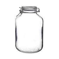 Bormioli Rocco Fido Glass Canister 5L
