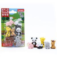 Iwako Zoo Eraser