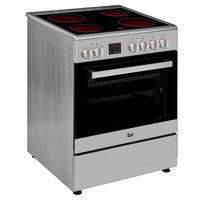 Teka 60x60Cm Electric Cooker FS 603 4VE SS