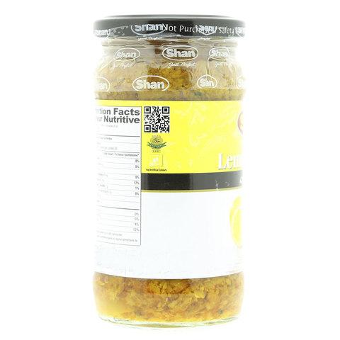 Shan-Lemon-Pickle-320g
